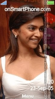 Deepika Padukone 07 es el tema de pantalla
