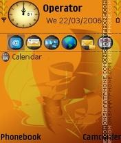 Circular icons es el tema de pantalla