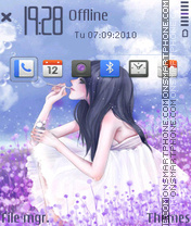 Miss You (MCC) theme screenshot