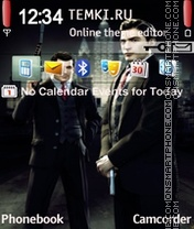 Mafia 2 Joe and Vito es el tema de pantalla