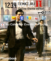 Mafia 2 Vito and Joe es el tema de pantalla