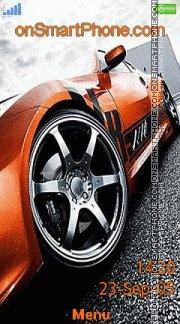 Nissan 370z 02 es el tema de pantalla