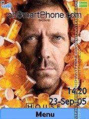 Doctor House Md es el tema de pantalla