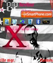 American History X es el tema de pantalla