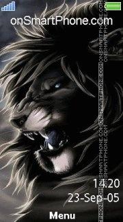 Lion 17 es el tema de pantalla