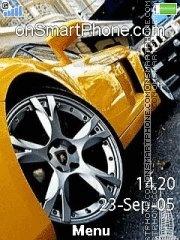 Lamborghini Gallardo 05 es el tema de pantalla