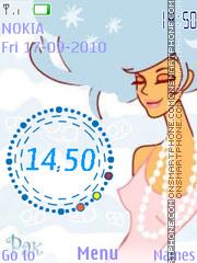 Cancer 07 theme screenshot