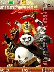 Kung Fu Panda 06 theme screenshot