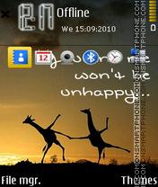 You and me 04 es el tema de pantalla
