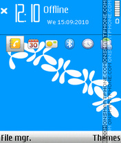 Grameenphone 01 es el tema de pantalla