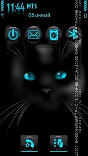Cateyes 01 es el tema de pantalla