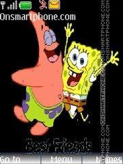 The SpongeBob SquarePants es el tema de pantalla