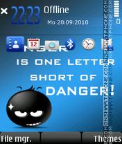 Anger es el tema de pantalla