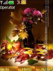 Autumn50 theme screenshot