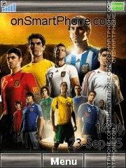 Fifa World Cup 2013 es el tema de pantalla