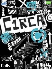 C1RCA es el tema de pantalla