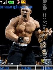 John Cena 11 theme screenshot