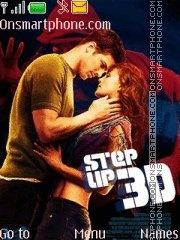 Step Up 3d 01 es el tema de pantalla