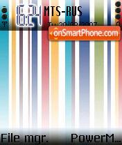 Colorful 02 theme screenshot