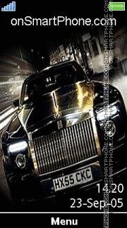 Rolls Royce Phantom 02 es el tema de pantalla