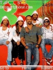 Golmaal 3 01 theme screenshot