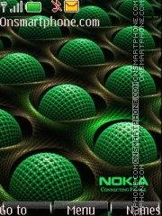 Chocolate Nokia es el tema de pantalla