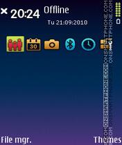 Fresh3 01 es el tema de pantalla