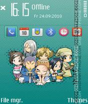 Seven swords es el tema de pantalla