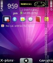 Mac osx v1.3 by ishaque theme screenshot