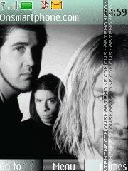 Nirvana 04 es el tema de pantalla
