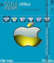 Apple-3rd es el tema de pantalla