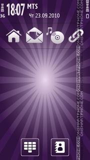 Bright 01 theme screenshot