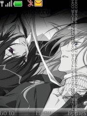 Loveless theme screenshot