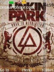 Linkin Park 5801 es el tema de pantalla