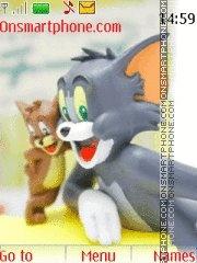 Tom And Jerry 22 tema screenshot