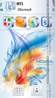 Nokia Touch es el tema de pantalla