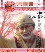 Sai Ram es el tema de pantalla