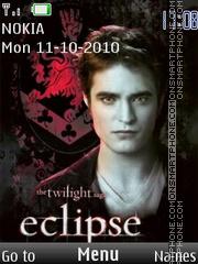 Twilight Eclipse 05 es el tema de pantalla