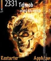 Ghost Rider es el tema de pantalla
