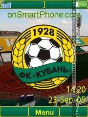 FC Kuban C902 es el tema de pantalla