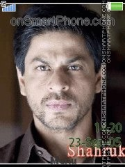 Sharu Khan theme screenshot