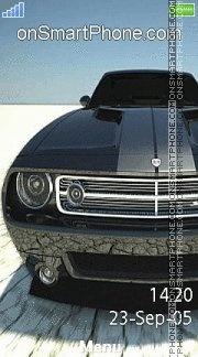 Dodge Challenger 09 es el tema de pantalla
