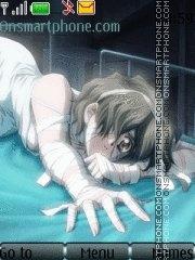 Dark side of Anime theme screenshot