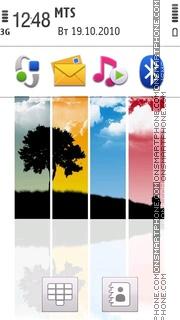 Seasons 02 theme screenshot