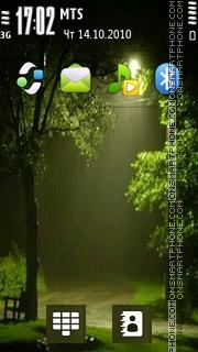 After Rain 02 theme screenshot
