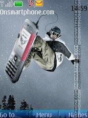 Nokia 5310 01 es el tema de pantalla