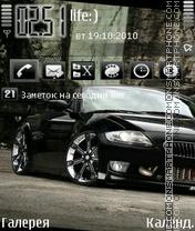 BMW Z4 by Afonya777 es el tema de pantalla