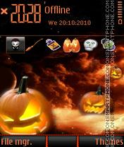 Halloween 2014 es el tema de pantalla