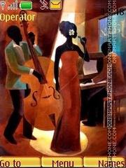 Jazz es el tema de pantalla