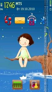 Childhood 02 es el tema de pantalla